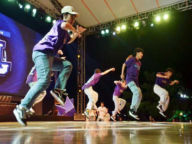 Giải đấu Hip Hop