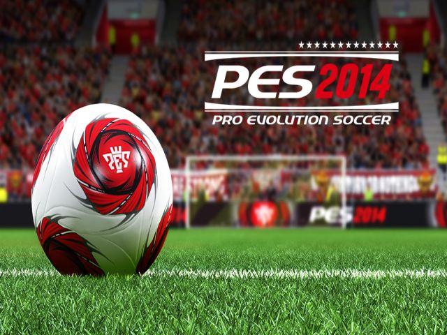 Tựa game Pes 2014