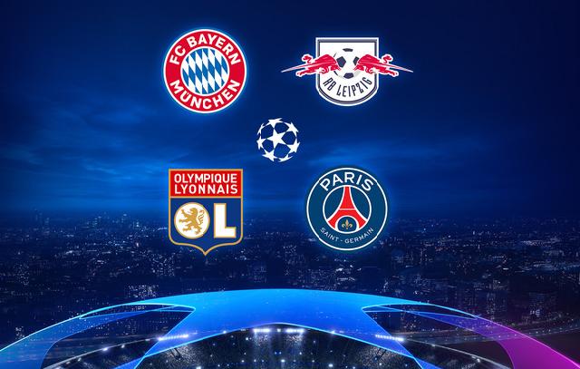 TOP 4 đội bóng mạnh nhất bóng đá cúp c1 mùa giải này