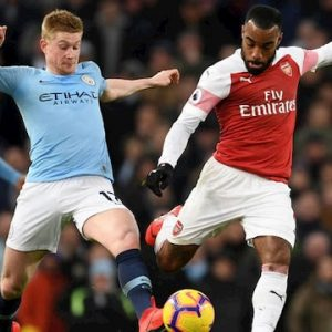 Soi kèo Manchester City vs Arsenal 17/10