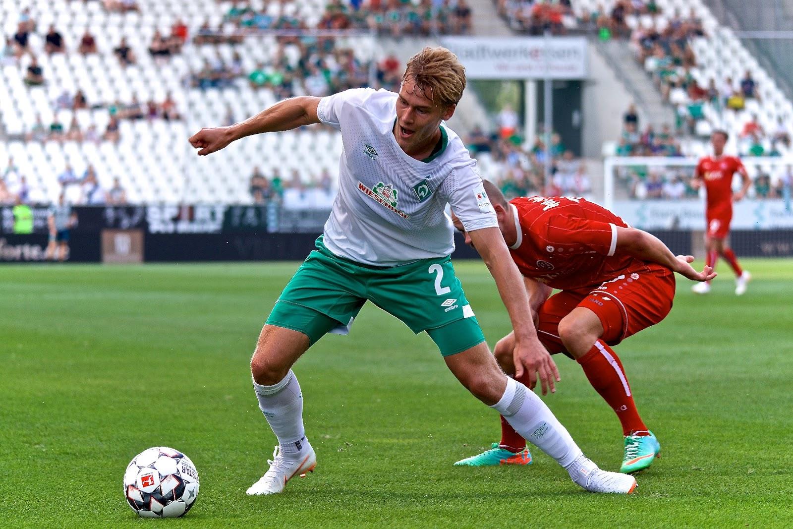 Felix Beijmo: Hậu vệ trẻ tài năng của Werder Bremen