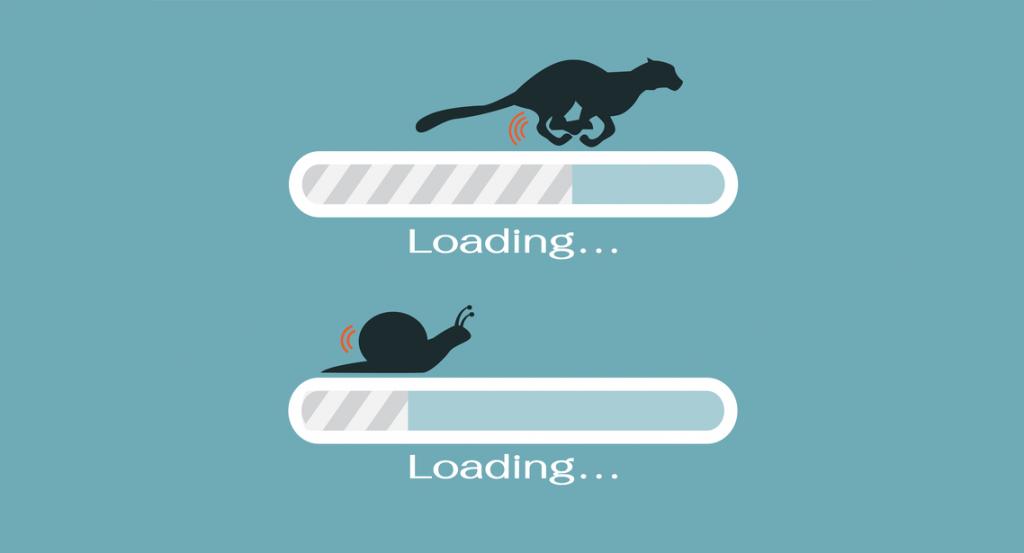 Đừng để tốc độ load trang trở thành cản trở quá trình tăng hạng của website bạn