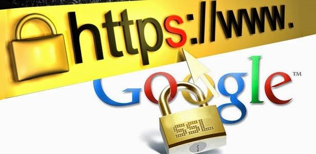 Giao thức https vừa giúp bảo vệ website, vừa là dấu hiệu ưu tiên của Google