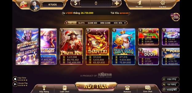 Sunwin – Game bài nhận thưởng hay chỉ là trò chơi cho những người đam mê cờ bạc