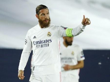 Sergio Ramos vẫn chưa nhận được đề nghị gia hạn hợp đồng từ Real Madrid