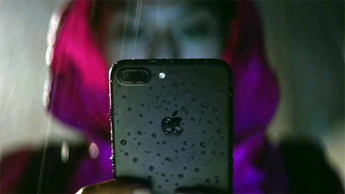 Iphone 7 Plus có khả năng chống nước tốt nhờ tiêu chuẩn chống nước IP67