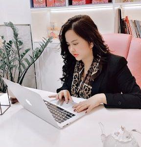 Hot Mom Trần Thiện Vi khởi nghiệp bằng việc kinh doanh online