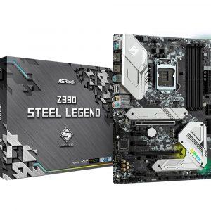 Z390 Steel Legend hiện vẫn còn đang rất hấp dẫn với người dùng
