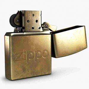 Vẻ đẹp vượt thời gian của bật lửa zippo